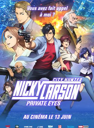Bande-annonce Nicky Larson Private Eyes