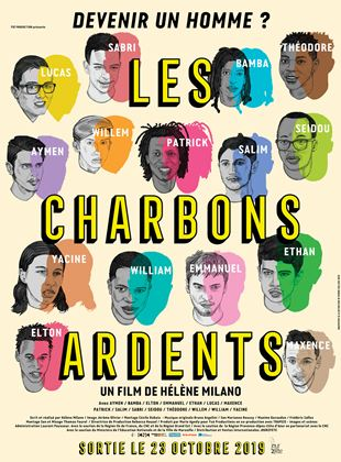 Bande-annonce Les Charbons ardents