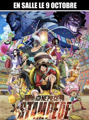 One Piece: Stampede VOD
