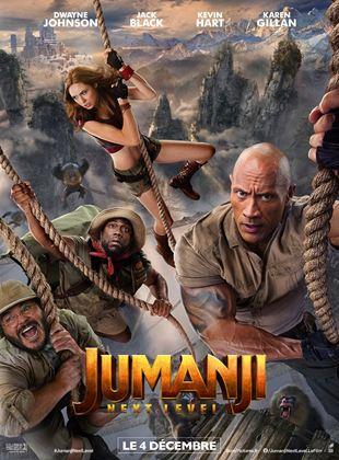 Bande-annonce Jumanji: next level