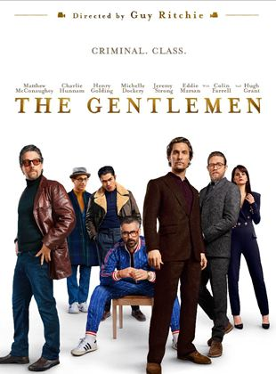 Bande-annonce The Gentlemen