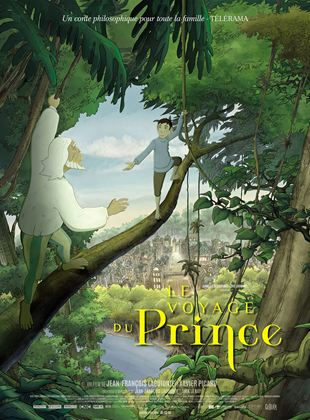 Le Voyage du Prince streaming
