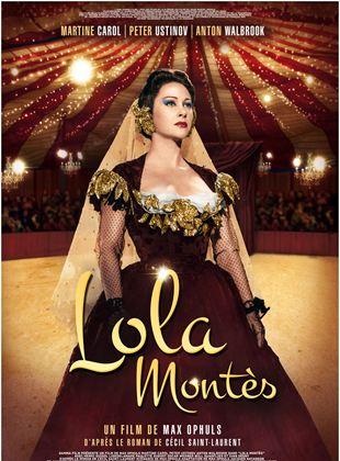 Bande-annonce Lola Montès