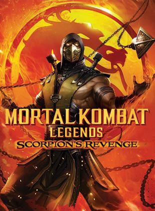 Mortal Kombat Legends : Scorpions Revenge