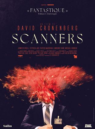 Bande-annonce Scanners