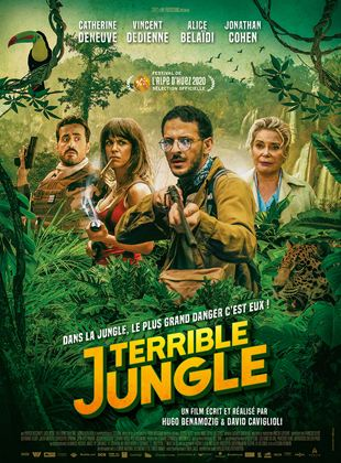 Bande-annonce Terrible Jungle