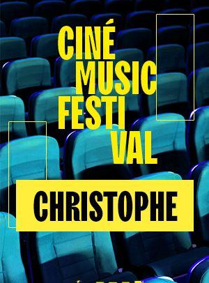 Ciné Music Festival:Christophe Live à l'Olympia - 2002