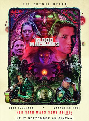 Bande-annonce Blood Machines