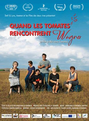 Quand les tomates rencontrent Wagner streaming