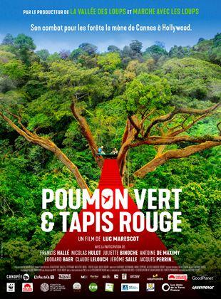 Poumon vert et tapis rouge streaming