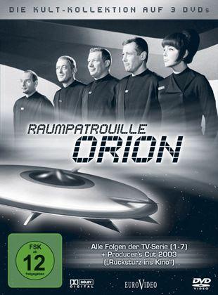 Commando Spatial - La fantastique aventure du vaisseau Orion - Intégrale de la série