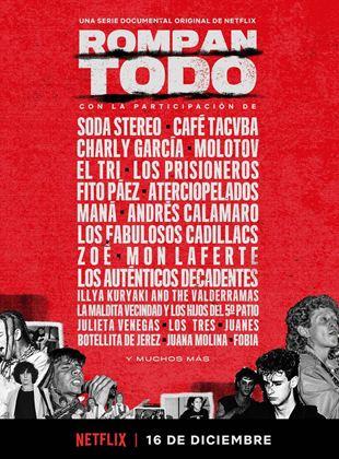 Break It All : l'histoire du rock en Amérique latine