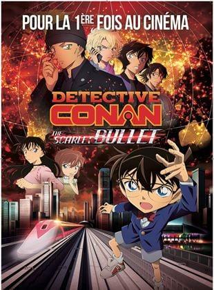 Detective Conan – The Scarlet Bullet streaming