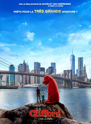 Bande-annonce Clifford