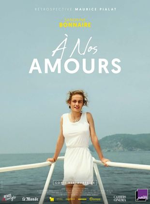 À nos amours streaming