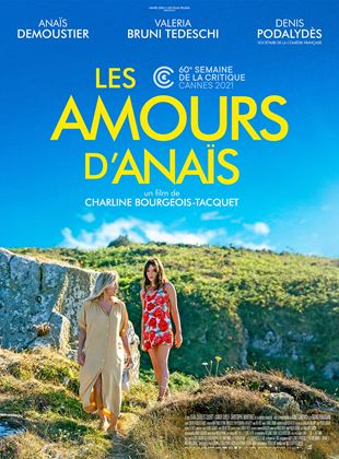 Les Amours d'Anaïs streaming