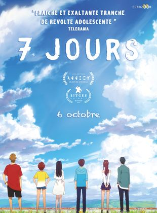 7 jours streaming