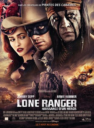Lone Ranger, Naissance dun héros