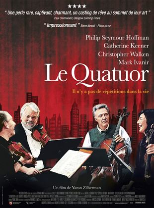 Bande-annonce Le Quatuor