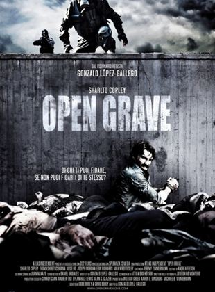 Bande-annonce Open Grave