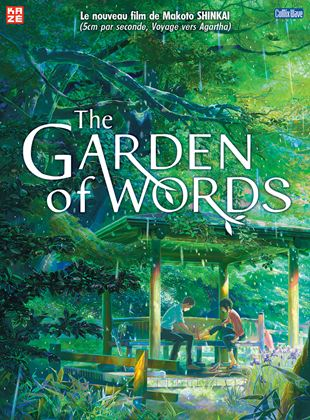 Bande-annonce The Garden of Words