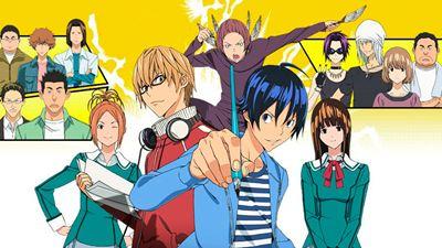 ADN, Wakanim, Crunchyroll : les animés du 19 au 26 octobre : Bakuman, Yuri on Ice...
