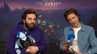 En avant sur CANAL+ : Pio Marmaï et Thomas Solivérès sauront-ils reconnaître ces films d'heroic fantasy animés ?
