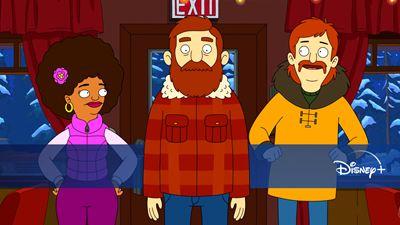 Nouveautés Disney+ du 24 au 30 septembre : la série d'animation The Great North, le docu A Spark Story...
