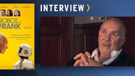 """""""Robot and Frank"""" : Frank Langella revient sur sa carrière ! [VIDEO]"""
