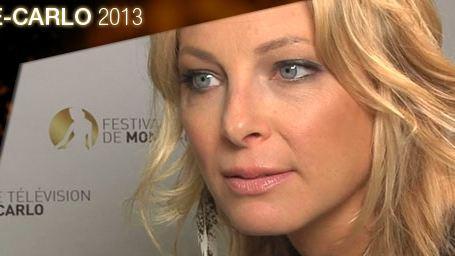"""Monte-Carlo 2013 : Anastasia Griffith lève le voile sur la saison 2 de """"Copper"""""""