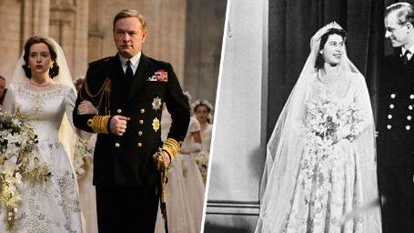Elisabeth II, Prince Philip... Les vrais visages de The Crown