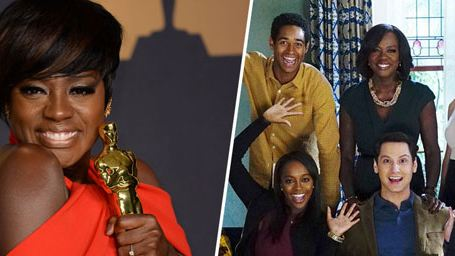 Viola Davis, Emma Stone... 4 des gagnants aux Oscars sont aussi dans une série !