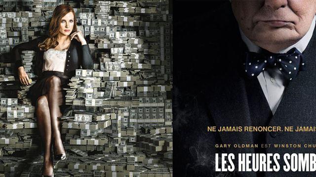 Sorties cinéma : Le Grand jeu et Les heures sombres au coude à coude