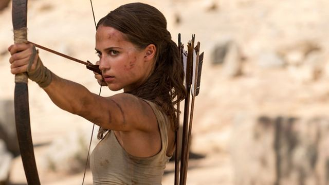 Sorties cinéma : Tomb Raider et la nouvelle Lara Croft s'aventurent en tête