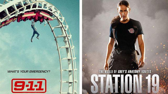 9-1-1, Station 19, Chicago Fire : 8 séries incontournables qui mettent en scène des pompiers