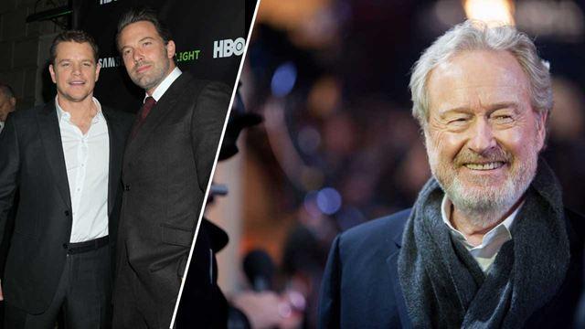 Ben Affleck retrouve Matt Damon chez Ridley Scott
