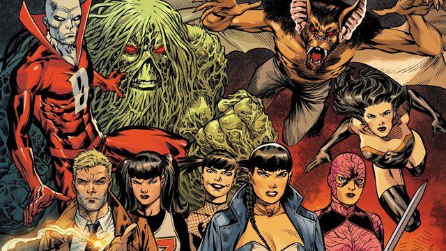 Justice League Dark : J.J. Abrams développe des films et des séries