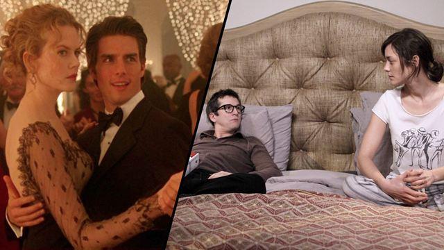 30 acteurs qui ont été en couple à la ville... et au cinéma : Tom Cruise et Nicole Kidman, Guillaume Canet et Marion Cotillard...