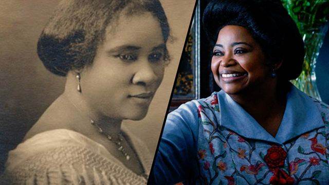 Self Made: Inspired by the Life of Madam C.J. Walker sur Netflix : l'histoire derrière le personnage
