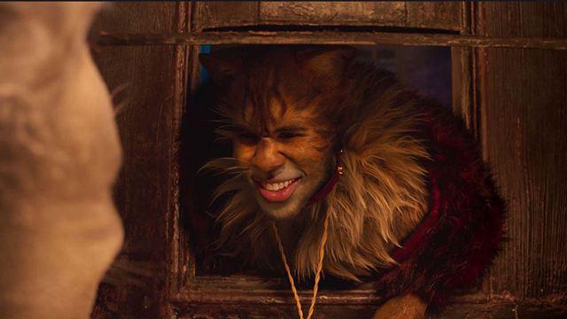 Les pires films de l'année : la comédie musicale Cats sacrée aux Razzie Awards