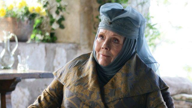 Mort de Diana Rigg, star de Chapeau Melon et bottes de cuir et Game Of Thrones