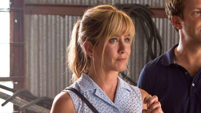 Les Miller une famille en herbe sur TF1 Séries Films avec Jennifer Aniston : une scène de streap-tease qui lui a donné du fil à retordre