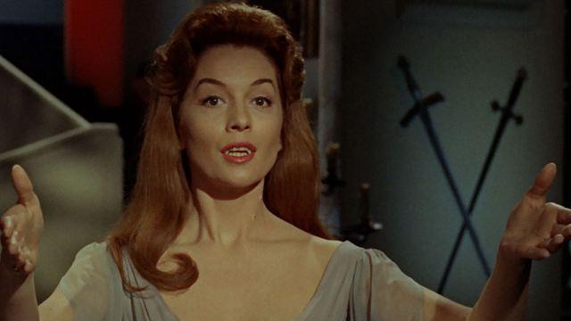 Décès de Barbara Shelley, icône des films d'épouvante de la Hammer