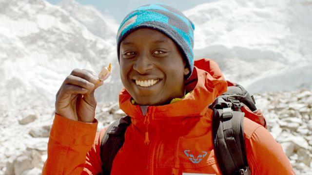 L'Ascension sur France 4 : Ahmed Sylla a-t-il vraiment tourné au sommet de l'Everest ?