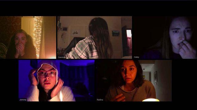 Gérardmer 2021 : Host, un film d'horreur immersif sur Zoom
