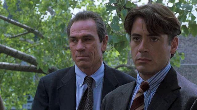 U.S. Marshals sur NRJ 12 : pourquoi Robert Downey Jr. a-t-il détesté faire ce film ?