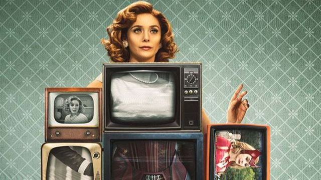 WandaVision : Elizabeth Olsen parodie la série chez Jimmy Fallon