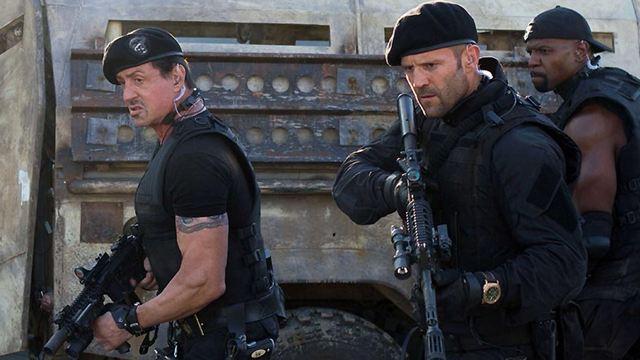 Expendables - Christmas Story : Stallone prépare un spin-off sur le personnage de Jason Statham