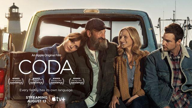 """CODA sur Apple TV+ : """"J'espère que ce film fera prendre conscience au public que nous faisons partie de la société comme vous"""""""