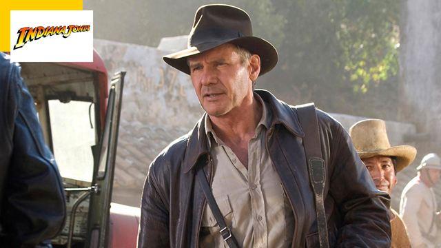 Indiana Jones 5 avec Harrison Ford repoussé d'un an